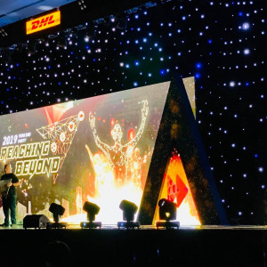 Opening DHL 2020